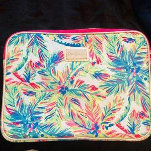 Lily Pulitzer Laptop case